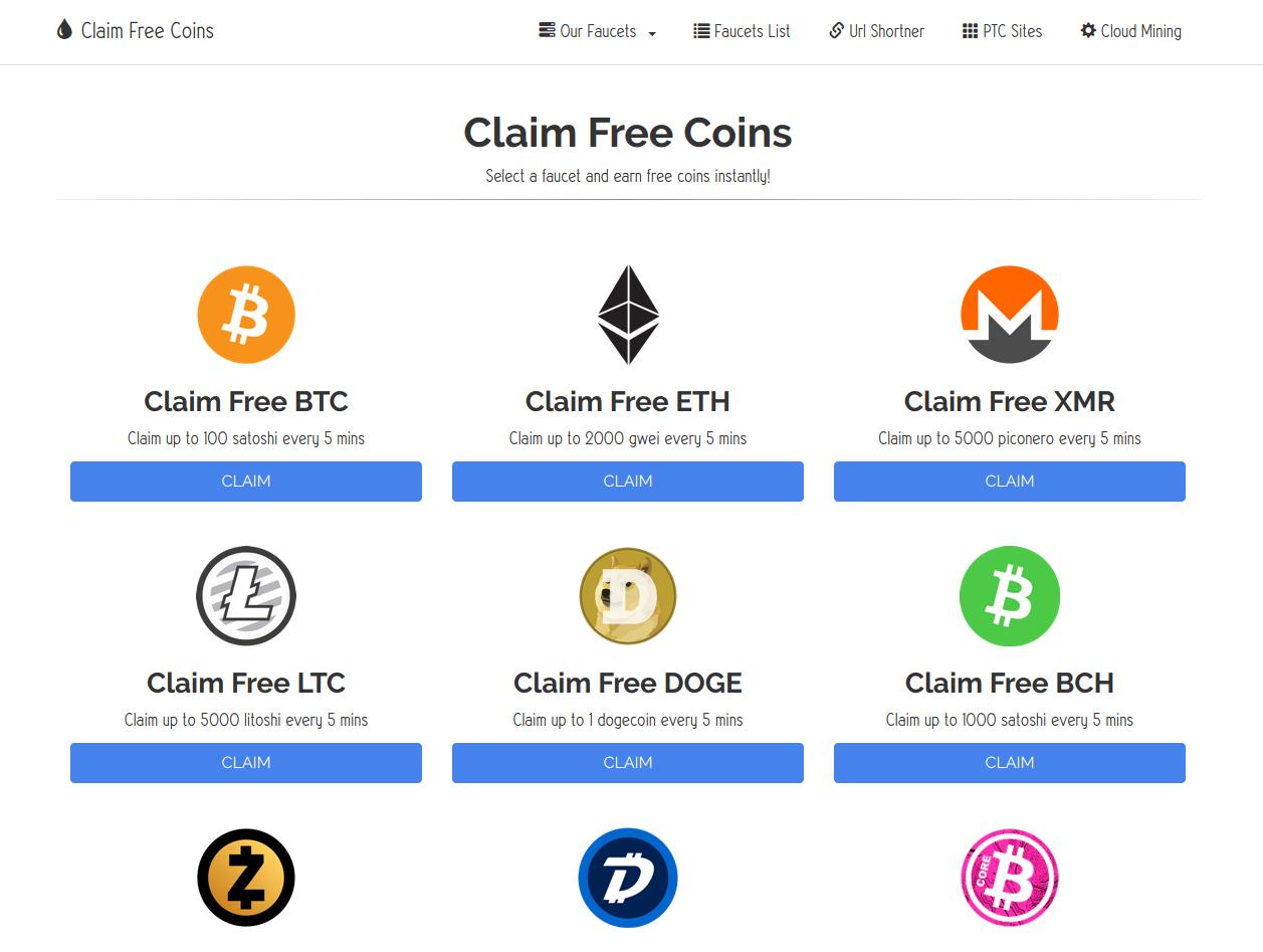 КАТАЛОГ БОНУСОВ - Bitcoin bonus for free